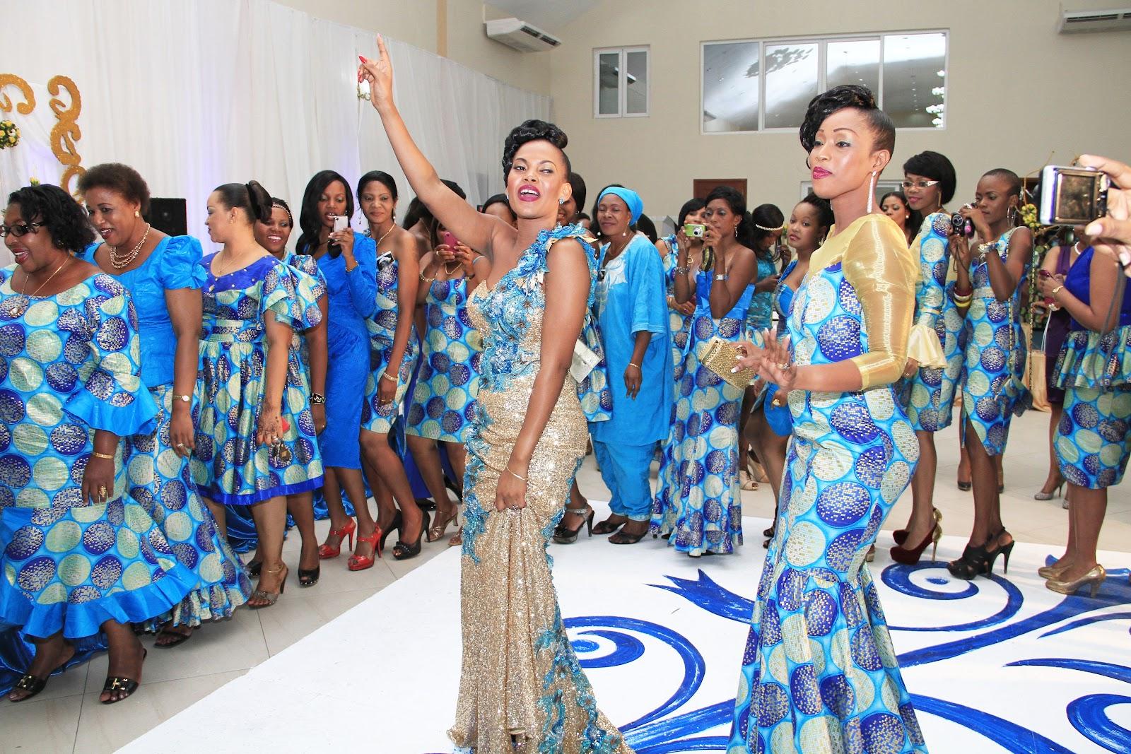 hata sie twaweza Jackie Mafuru\'s Kitchen Party | Catwalk Fashion Show