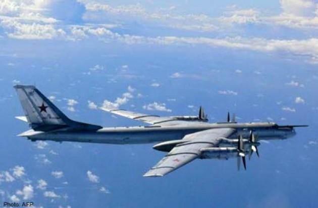 Pesawat Rusia Tiba-tiba Melintas, Jepang Kerahkan 4 Jet Tempur