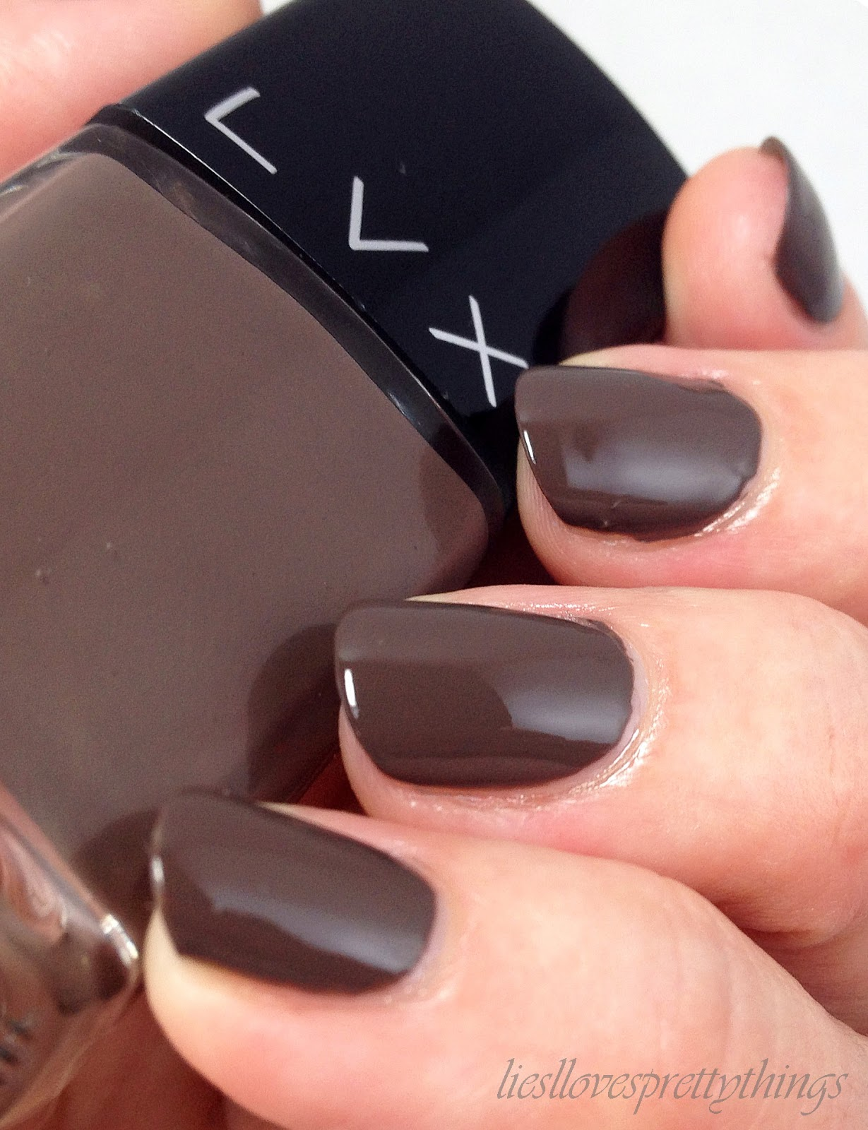LVX Espresso fall 2014 swatch and review