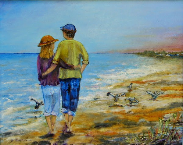 Diane dumoulin artiste peintre paysages for Combien prend un peintre au m2