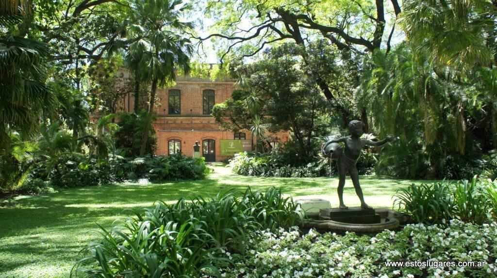 Estos Lugares Palermo Barrio Y Parques
