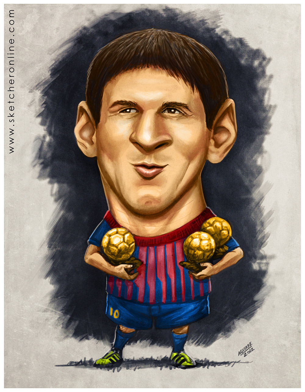 Lionel Messi Funny Pictures View Barcelona thumb