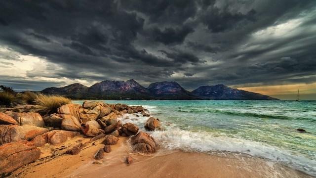 Freycinet National Park  -  Coles Bay ,  Australia