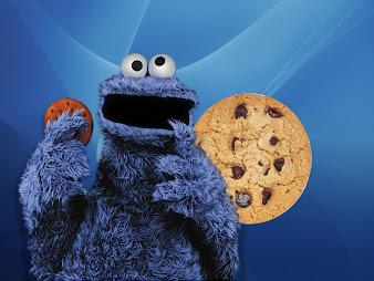 #4 Cookie Monster Wallpaper