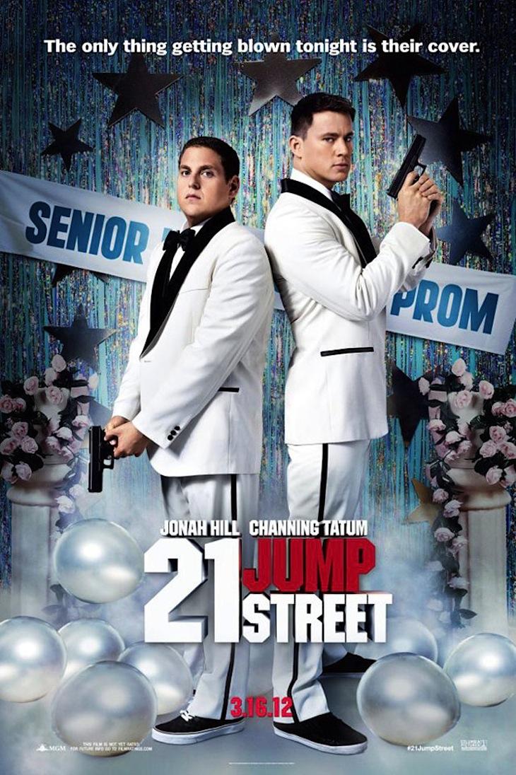 Watch 21 Jump Street Movie Online Free 2012
