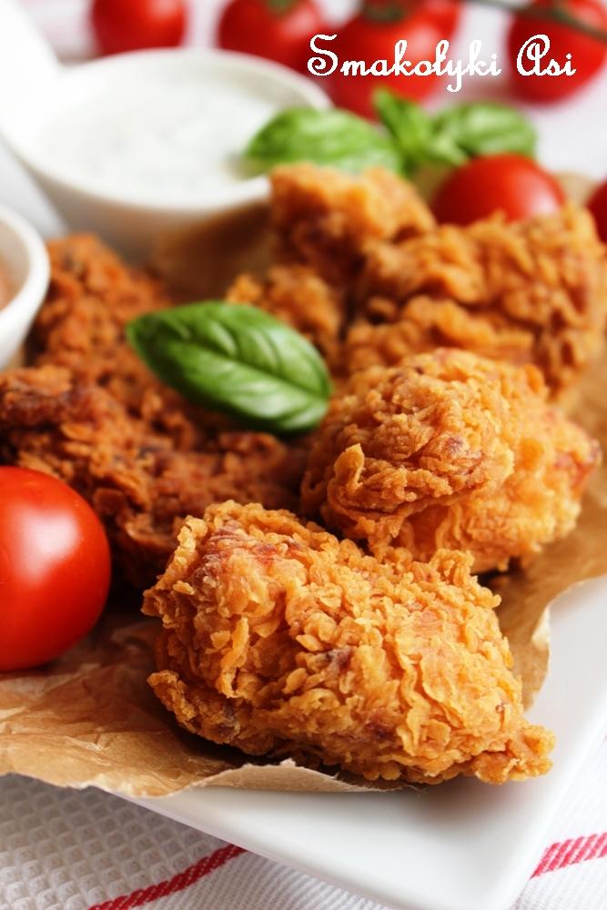 Smakolyki Asi: Kurczak ala KFC
