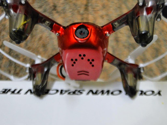 Syma X11C Quadcopter Top View