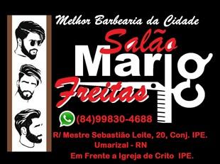 Salão e Barbearia - MÁRIO FREITAS