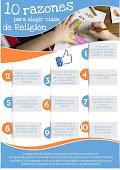 10 RAZONES PARA ESCOGER LA CLASE DE RELIGIÓN.