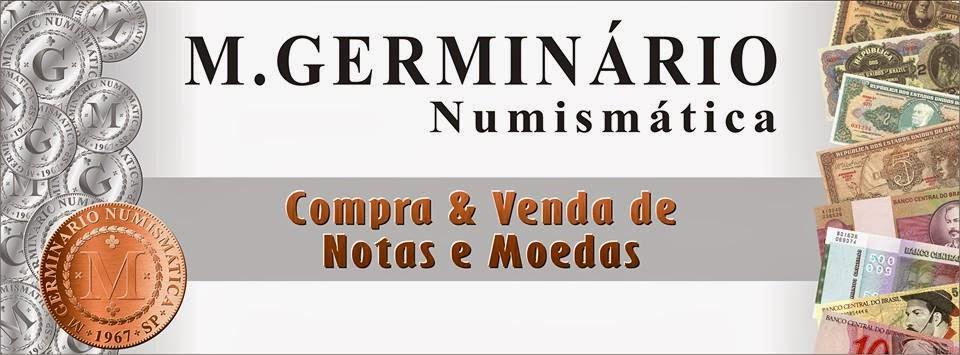 M. GERMINÁRIO NUMISMÁTICA