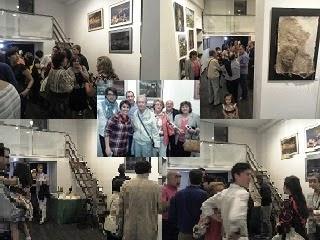 """EXPOSICION DE PINTURA """"CUATRO DE CUATRO"""" 2013"""