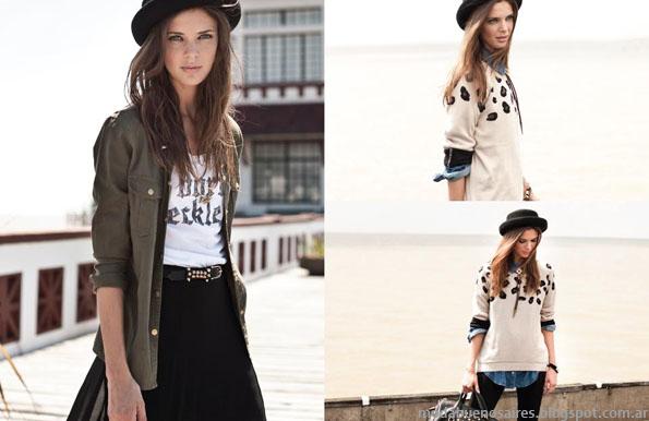 Cuesta Blanca moda otoño invierno 2013