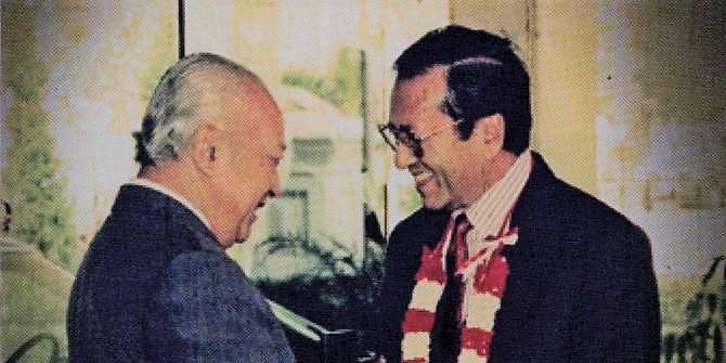 Tun Mahathir dan Suharto