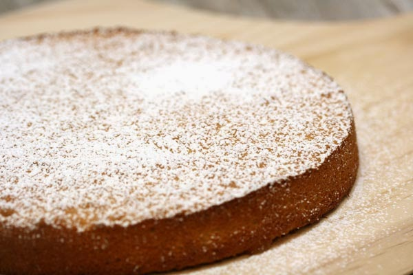 almond-flour-cake