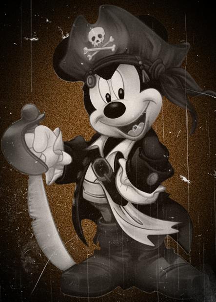 Salve, Mickey Pirata!