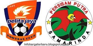 Skor Akhir Pelita Jaya vs Persisam | Hasil Pertandingan ISL Sabtu 2 Juni 2012