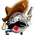 Jasa Desain Maskot | Bakso Cowboy Mascot