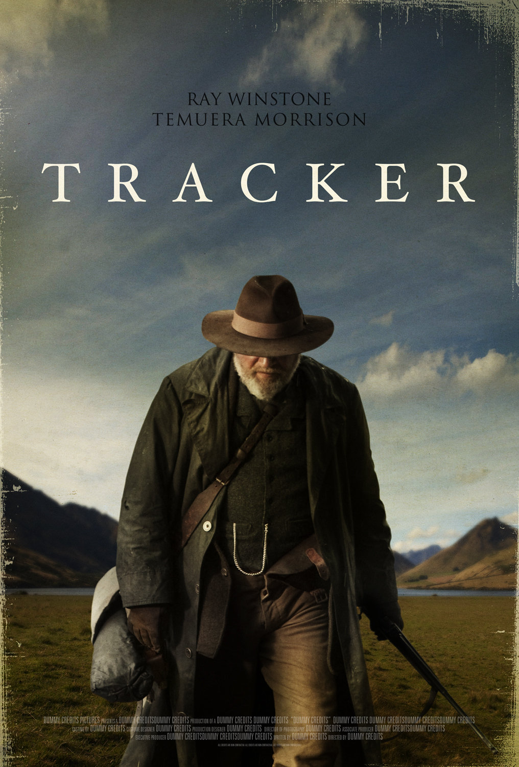 Tracker movie