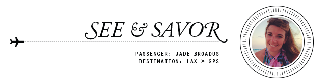 See and Savor w/Jade Broadus