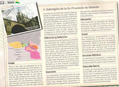 Región de la Ex- Provincia de Obando