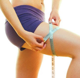 Tips How to Shrink Thighs and Calves Naturally