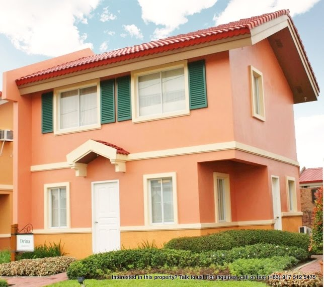 Drina Ready Home - Camella Tierra Nevada| Camella Prime House for Sale in General Trias Cavite