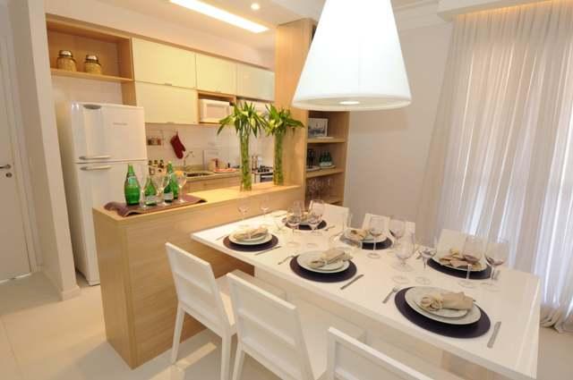 decoracao cozinha pequena simples:Arquitetura Feminina: Apartamento Decorado : Salas – part. 1