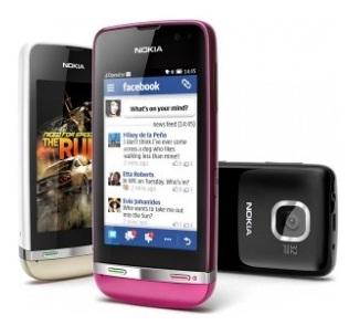 Nokia Asha 311 Harga Dan Spesifikasi