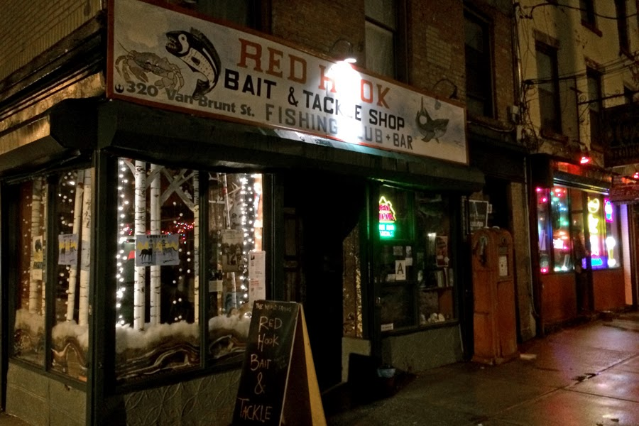 534. Bait & Tackle