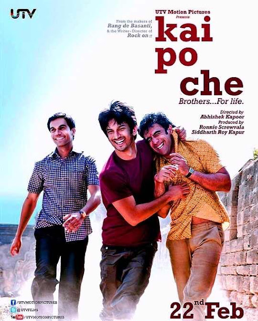 Kai po che 2013 Bollywood Full Watch HD Movie Online