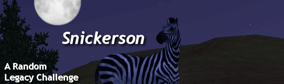 Random Legacy: Snickerson