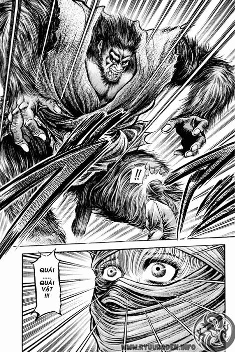 Chú Bé Rồng - Ryuuroden chap 83 - Trang 38