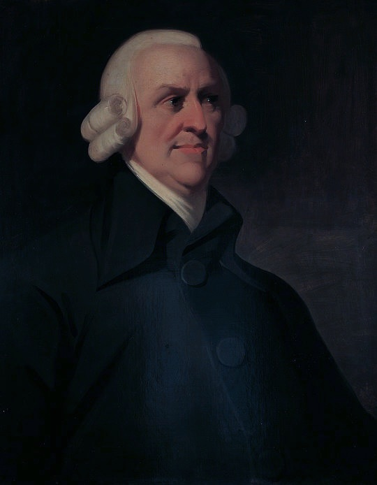 Adam Smith Net Worth