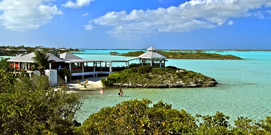 Waterfront Restaurant for Sale, Chalk Sound, Providenciales, Turks and Caicos