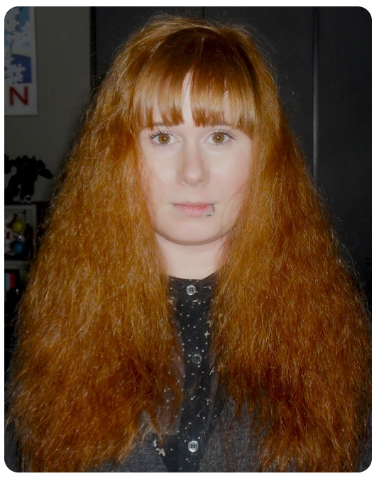 how to keep my hair from going frizzy