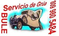"Servicio GRUA - ""BULE"" Higuey"