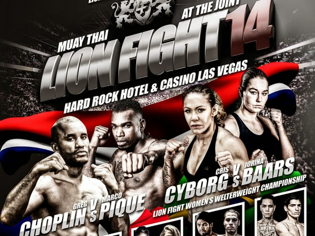 kickboxing fight replay video