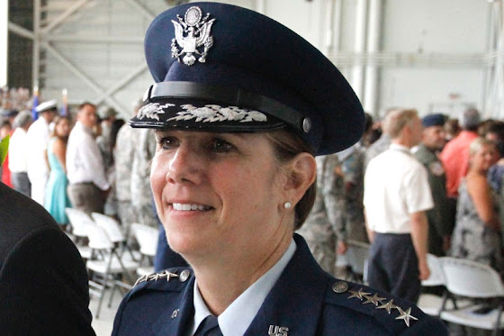 Gen. Lori J. Robinson, commander of Pacific Air Forces