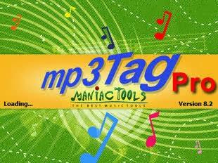 mp3Tag Pro 8.2 Build 548