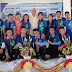 Isuzu presented technical graduates, welcomes new batch of scholars