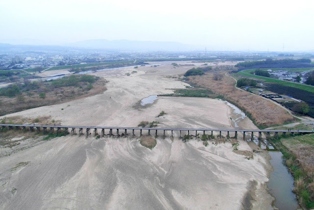 Kite photo bridge