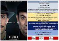 Ciclo Aires del Mundo: Neruda