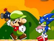 Mario Zombie Bomber | Juegos15.com