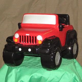 Order Wholesale Replica Ceramic Jeep® Wranglers