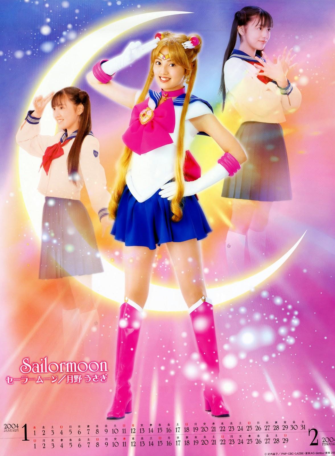 Sailor Moon Tv Usagi Serena Tuskino Sailor Moon