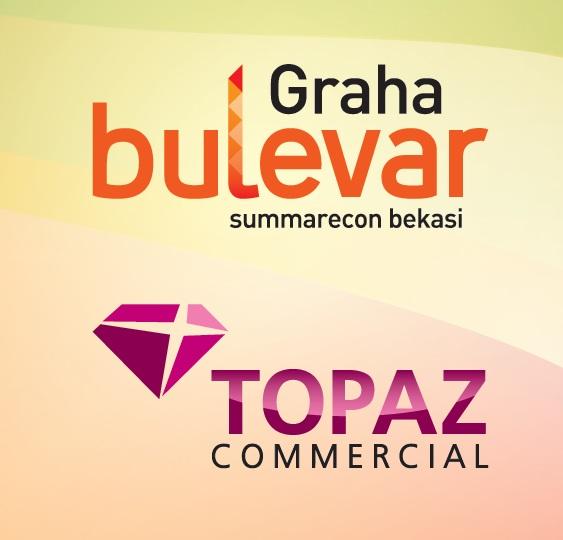 Ruko Graha Boulevard dan Topaz Commercial Summarecon ...