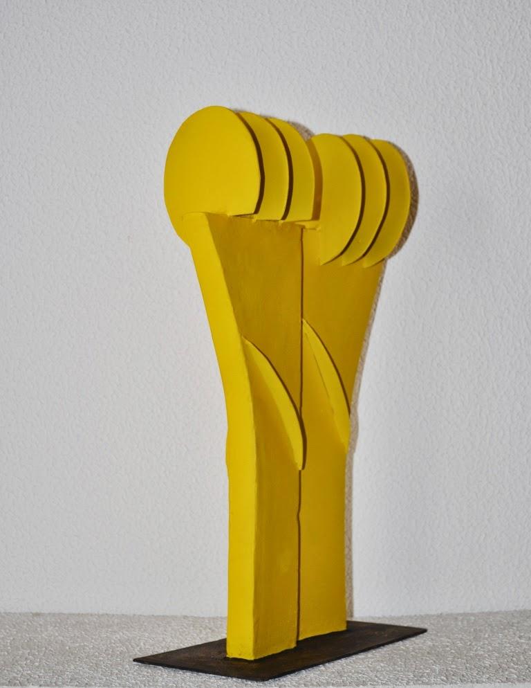 Pintura moderna y fotograf a art stica esculturas - Lamina de hierro ...