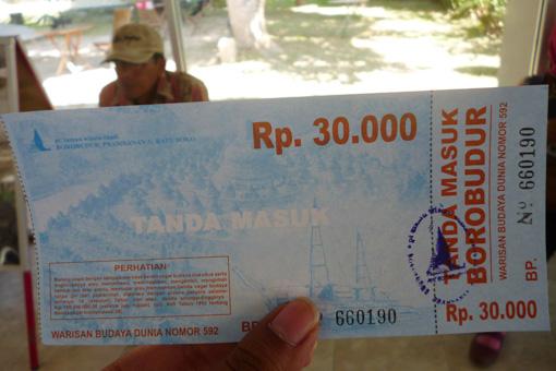 Alamat Reservasi Tiket Resmi Rombongan Candi Borobudur Prambanan