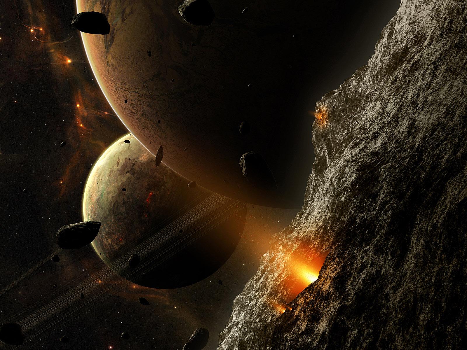 Resultado de imagen de La formación de los mundos
