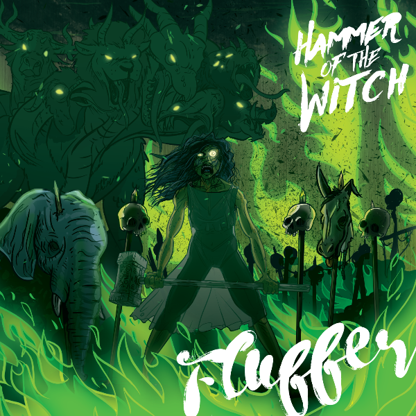 "Fluffer ""Hammer of the Witch"""